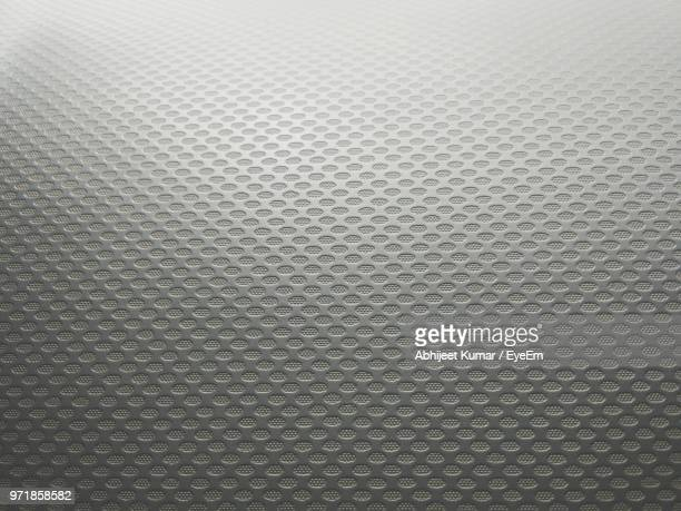 abstract image of a metal grate - metal grate ストックフォトと画像
