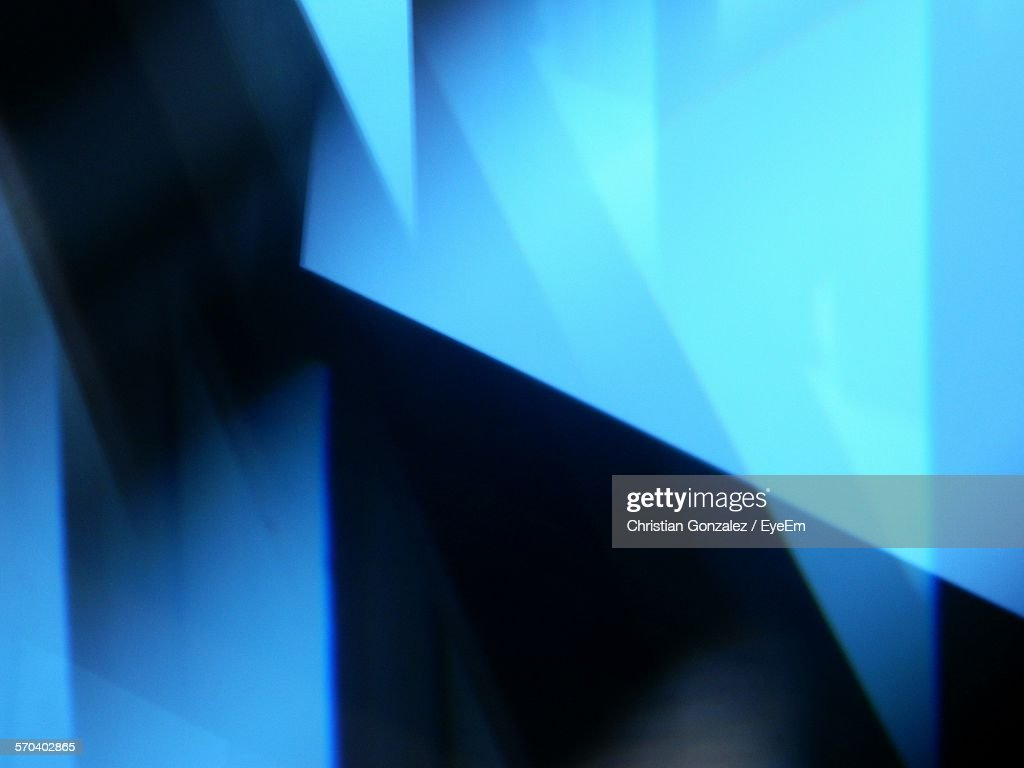 Abstract Image Of Blue Background : Stock Photo