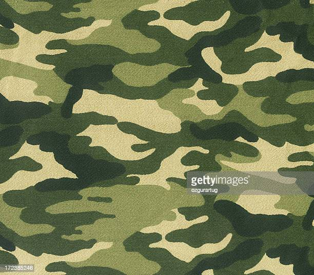 abstract image of green camouflage - camouflage stock pictures, royalty-free photos & images