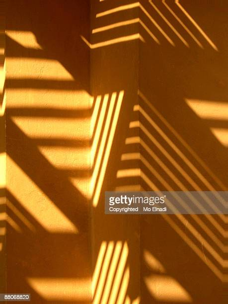 Abstract light and shadow