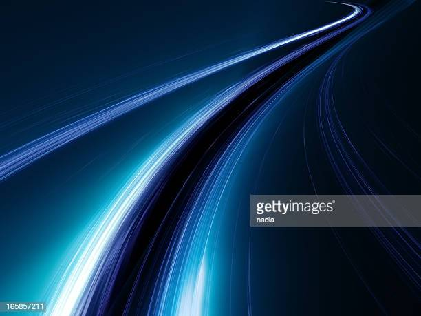 abstract light background - curve stock pictures, royalty-free photos & images