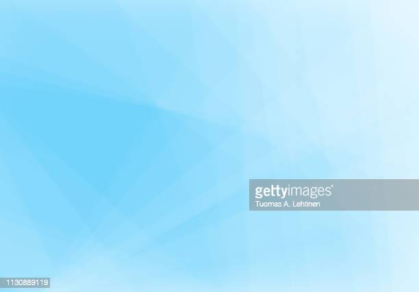 abstract light blue background with transparent lines - 軽い ストックフォトと画像
