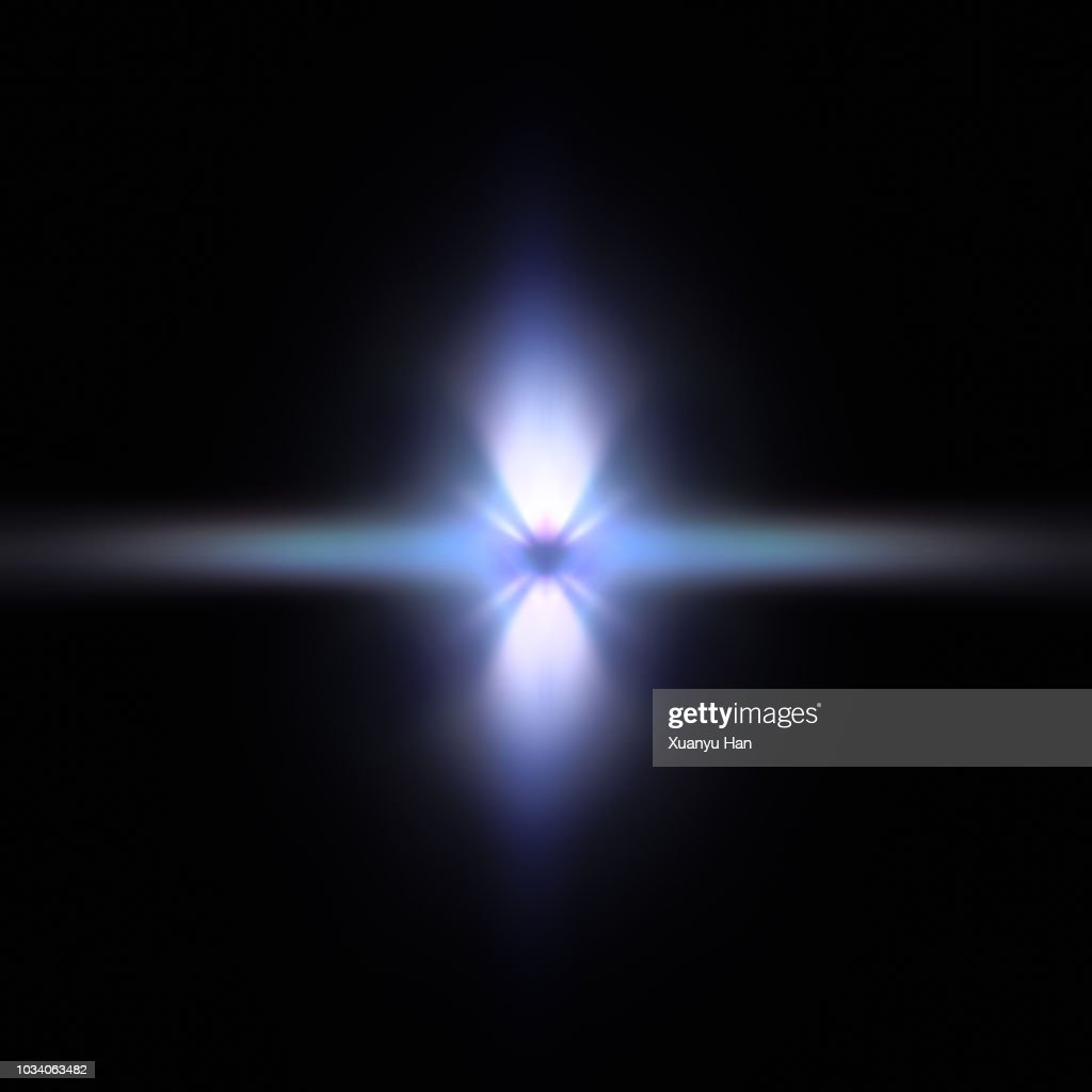 Abstract light effect : Stock Photo