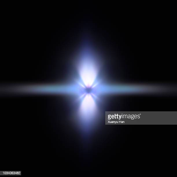 Abstract light effect