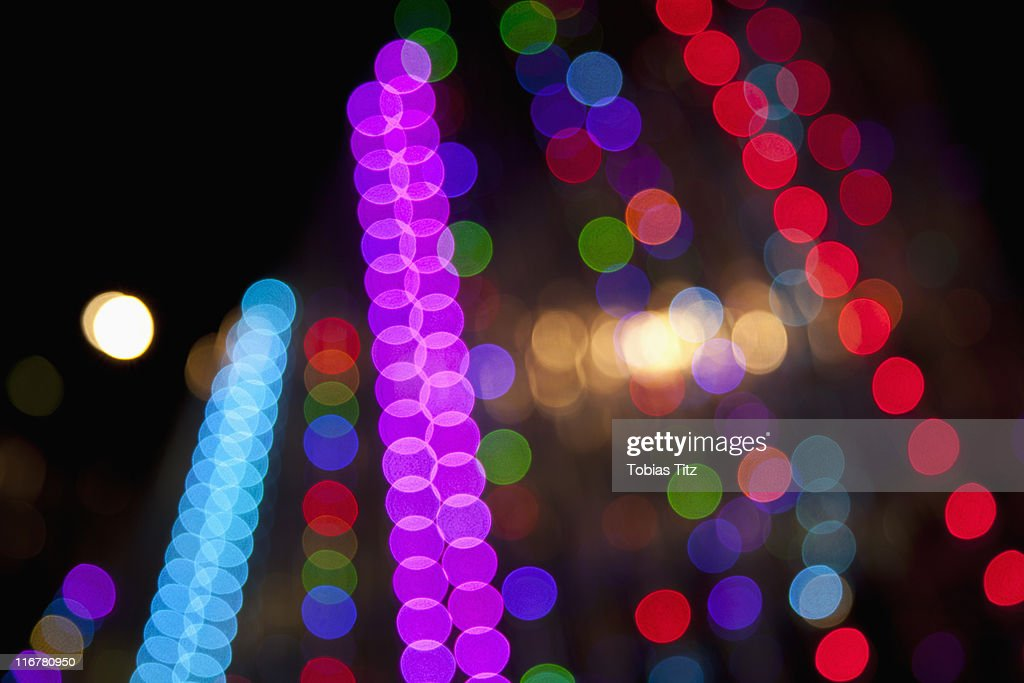 abstract light pattern ストックフォト getty images
