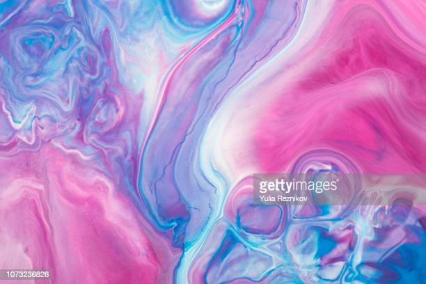 abstract liquid purple background - flüssig stock-fotos und bilder