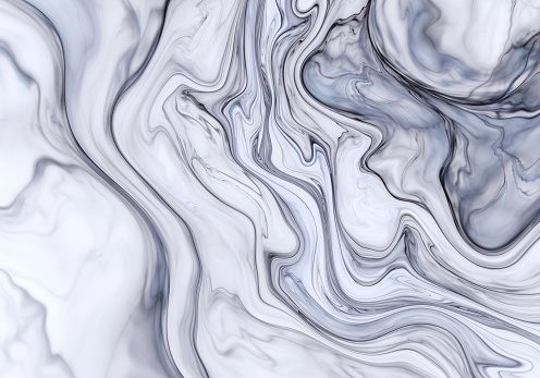 Abstract Marble effect painting - gettyimageskorea