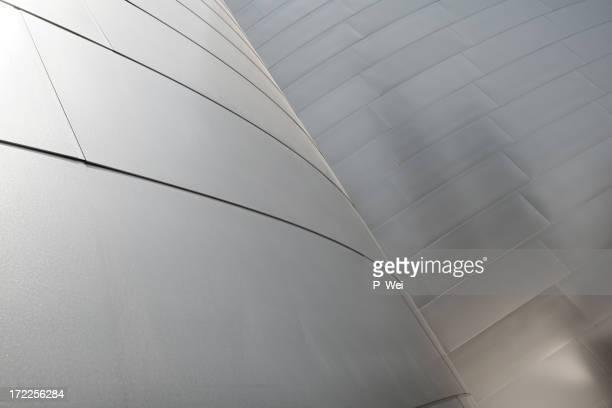 Abstract Metal Walls