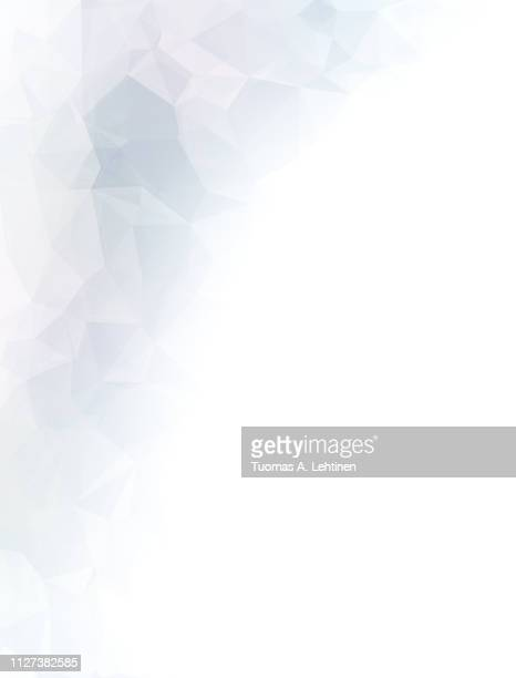 abstract monochrome low poly background - muted backgrounds stock pictures, royalty-free photos & images