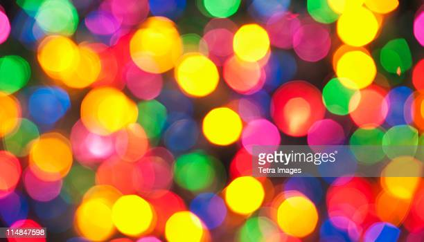 Abstract multi-Colored dotted background
