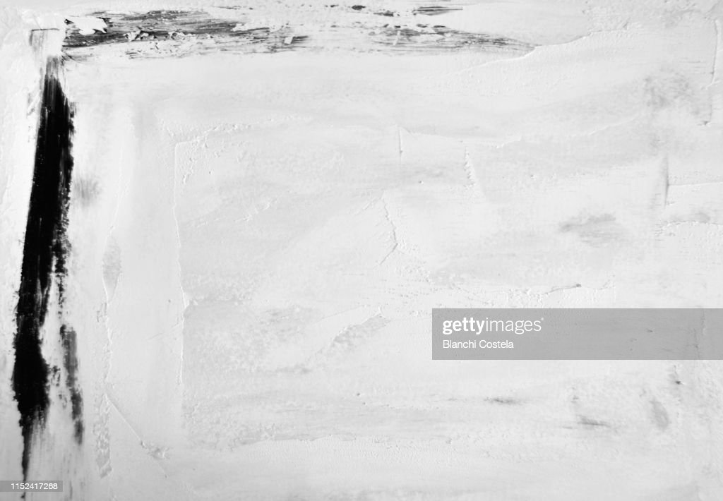 Abstract pained canvas : Stock Photo