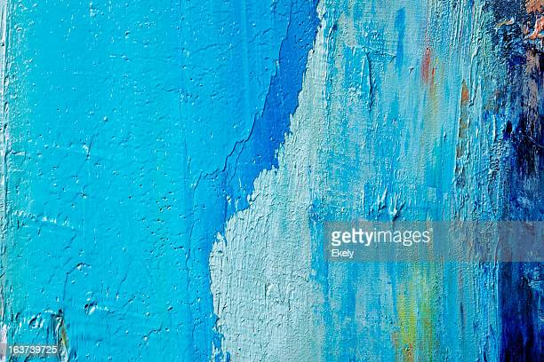 abstract painted  blue art backgrounds. - artistic product stock pictures, royalty-free photos & images