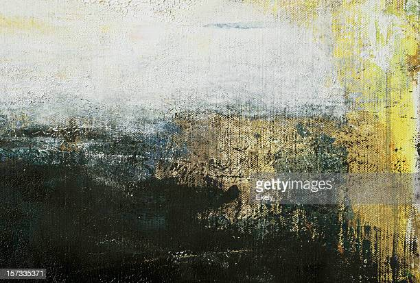 Abstract painted grayed out art backgrounds.