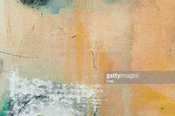 abstrato pintado estão esmaecidos de fundo. - pintura a óleo imagem pintada - fotografias e filmes do acervo