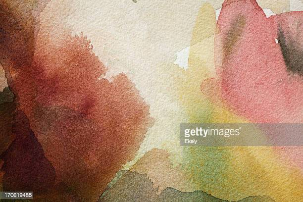 abstract painted grayed out rt backgrounds. - brown stock pictures, royalty-free photos & images