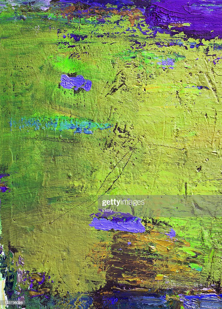 Abstract Painted Green Art Backgrounds Stock Photo Getty