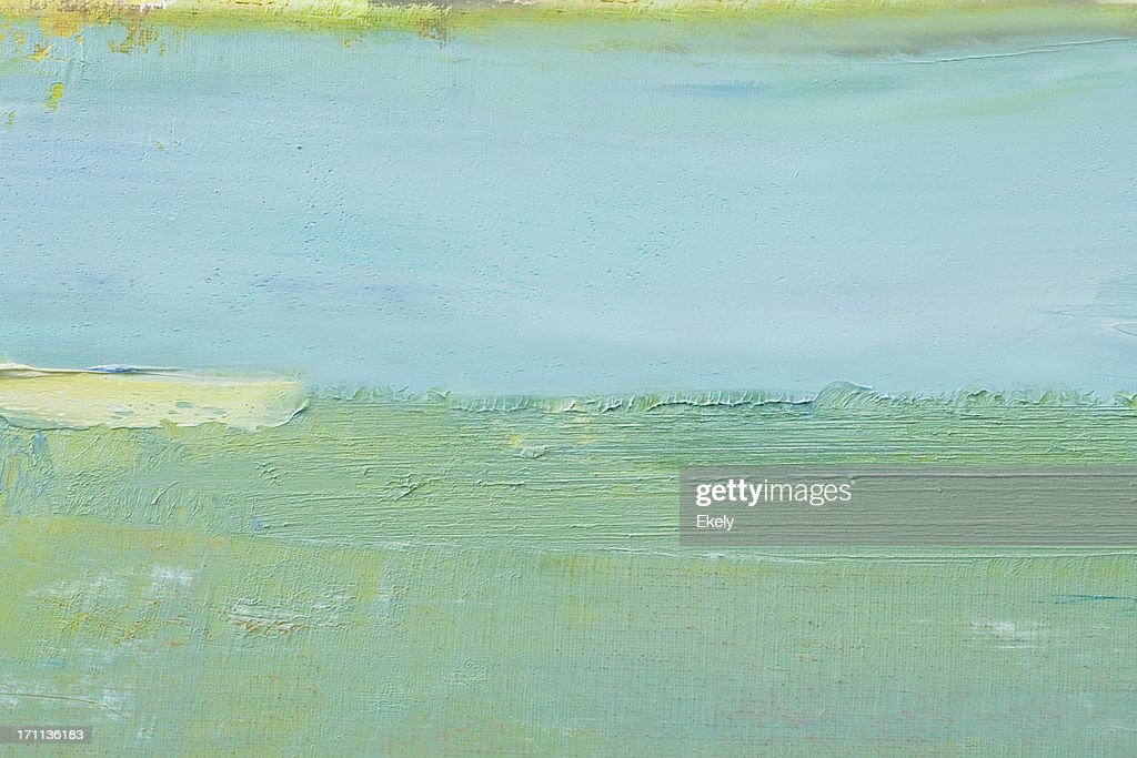 Abstract Painted Green Art Backgrounds High Res Stock Photo