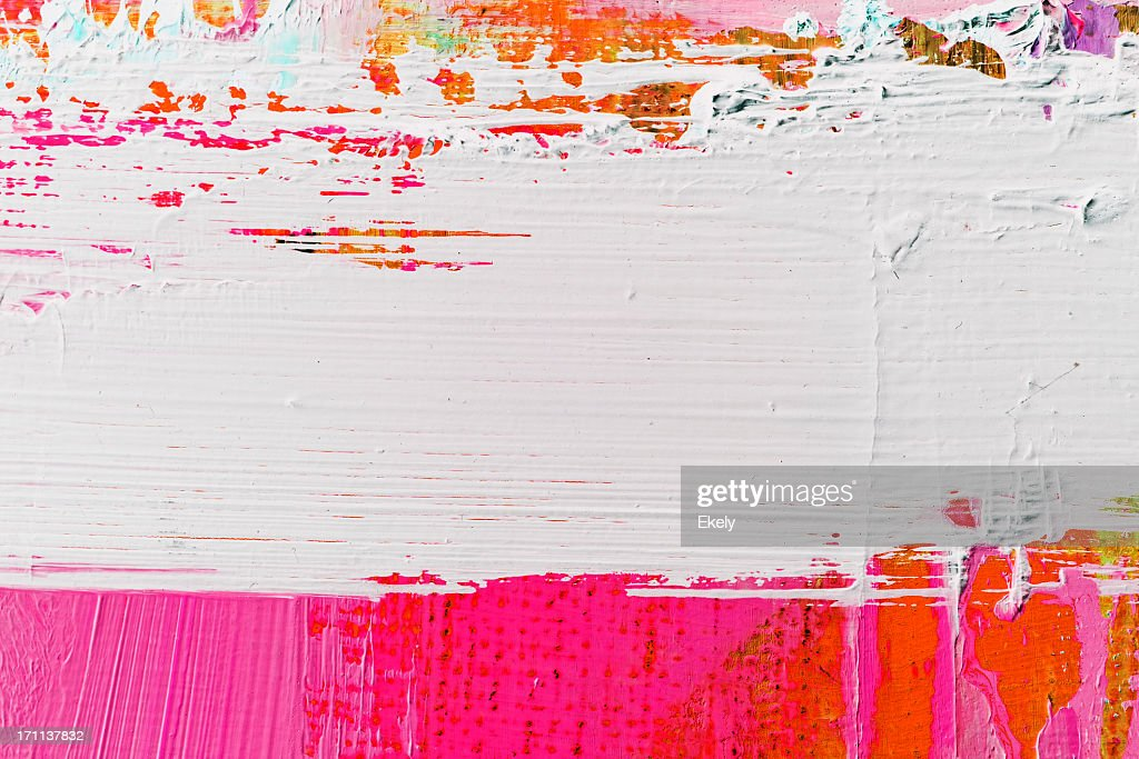 Abstract painted  purple and white art backgrounds. : Stock Photo