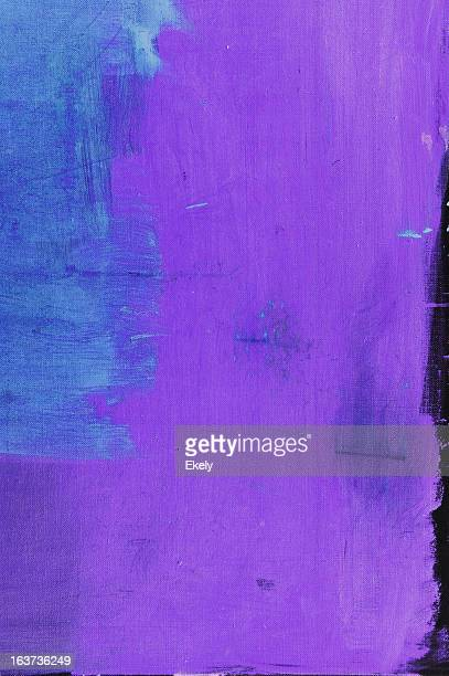 Abstract painted purple art backgrounds.