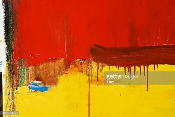 Abstrakte Rote art Hintergründe.