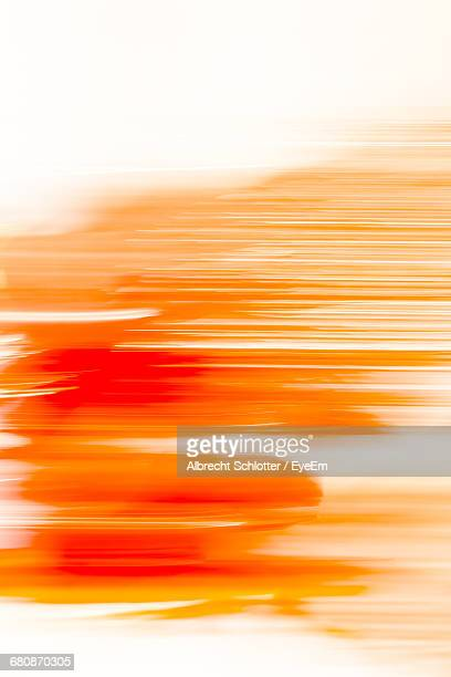abstract painting against white background - albrecht schlotter stock photos and pictures