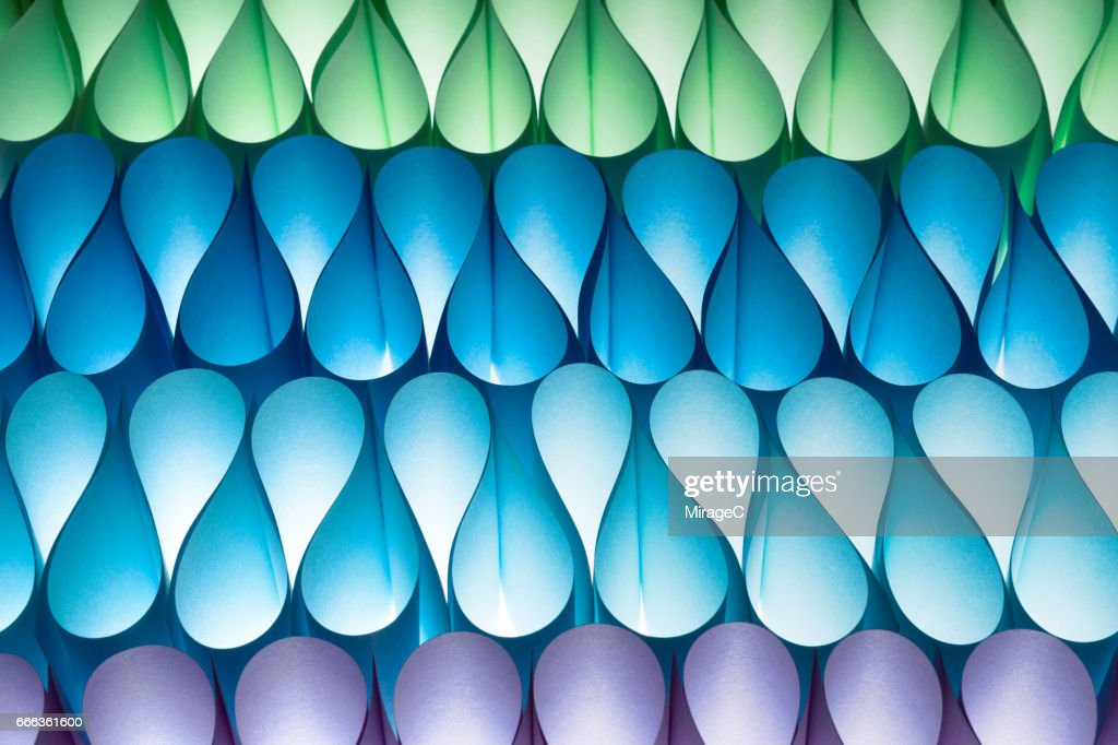 Abstract Paper Flex : Stock Photo