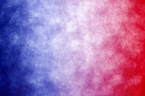 Abstract Patriotic Red White and Blue Background 957629748