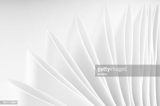 Abstract Pointed Paper Background