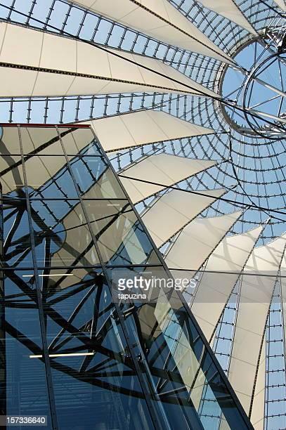 Abstrait de la Potsdamer Platz, Berlin