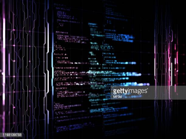 abstract program code - big data storage stock pictures, royalty-free photos & images