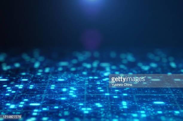abstract programming code - デジタルディスプレイ ストックフォトと画像
