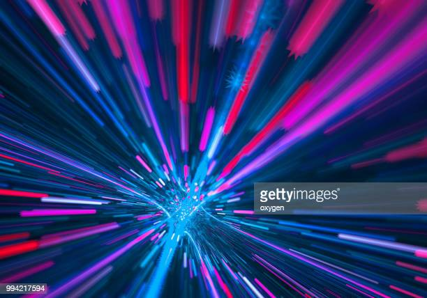 abstract radial light background - zonnestraal stockfoto's en -beelden