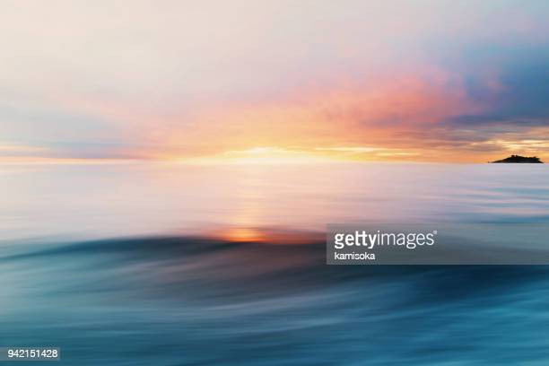 abstract sea and sky background - images stock pictures, royalty-free photos & images