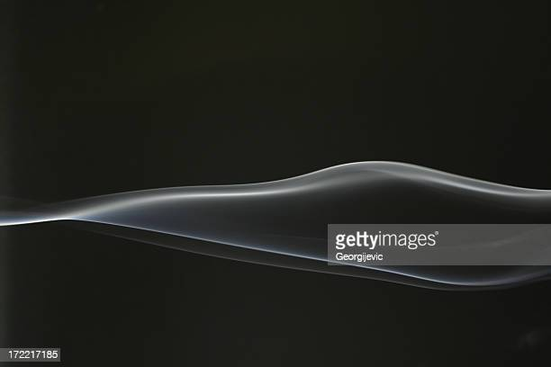 abstract smoke on black - extreme close up stock pictures, royalty-free photos & images
