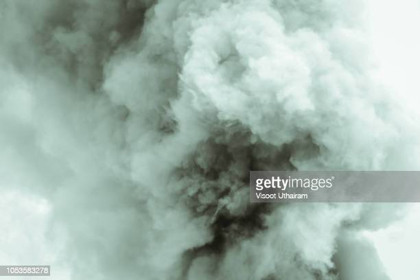 abstract smoke on white background,bomb smoke background - wispy stock photos and pictures
