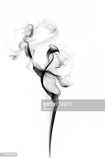 Abstrakt Rauch