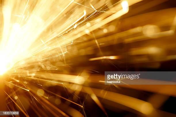 Sparkler 抽象的な背景