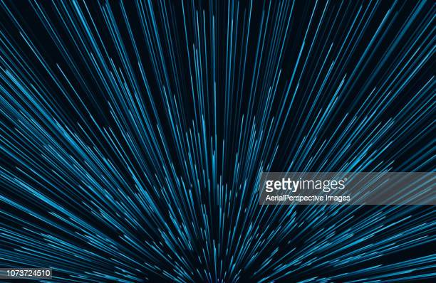 Abstract speed motion blur background