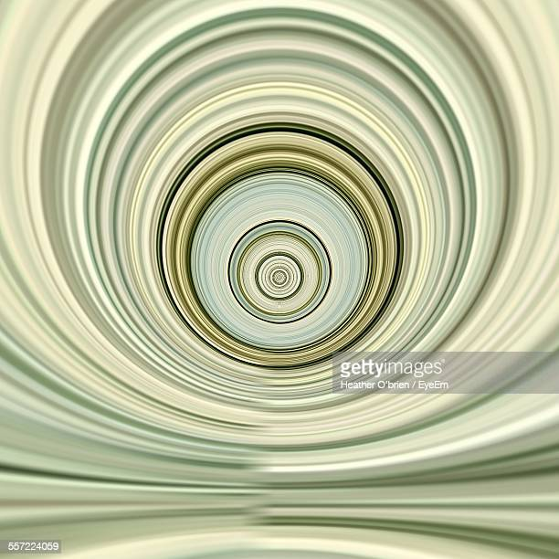 Abstract Spinning Pattern