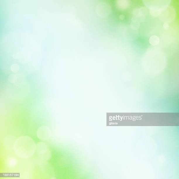 Abstract spring background.