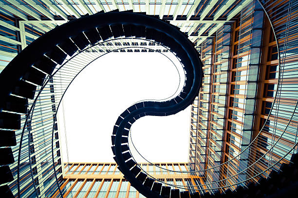 abstract stairs