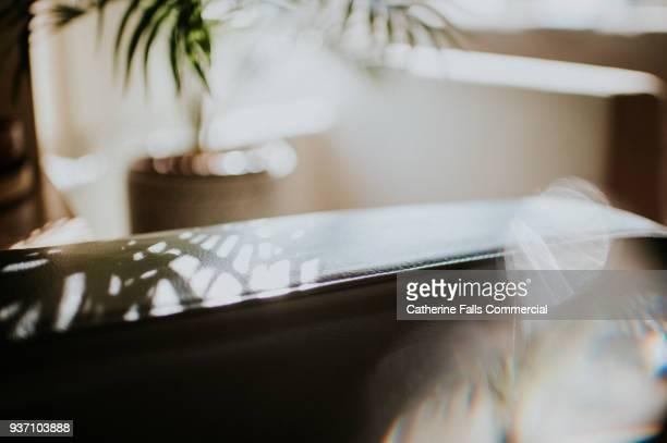 abstract sunny room - 室内装飾 ストックフォトと画像