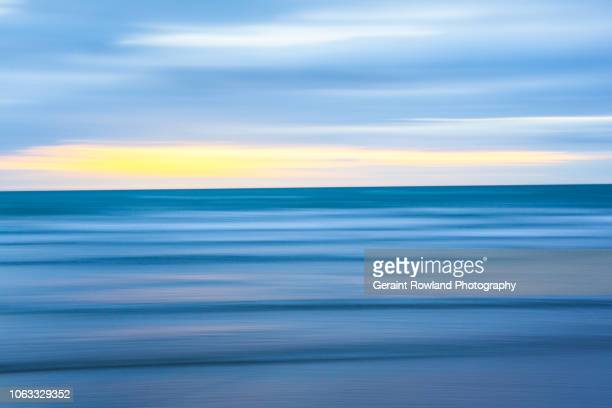 abstract surf art, wales - screen saver stock photos and pictures