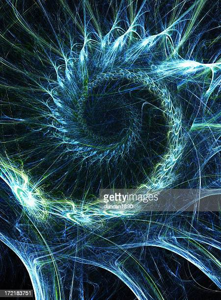 abstract swirl pattern - swirl stock photos and pictures