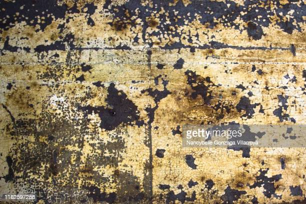 abstract textured walls and building materials - chipping stock pictures, royalty-free photos & images