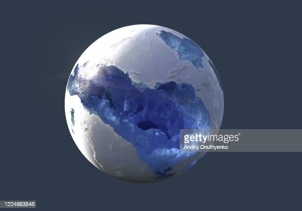 abstract turbulent sphere - nature reserve stock pictures, royalty-free photos & images
