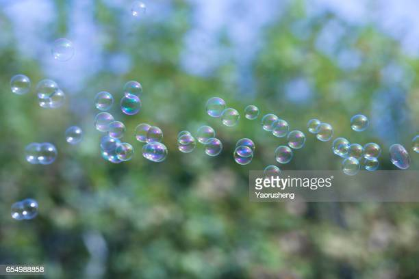 abstract view of bubble,material for desingers
