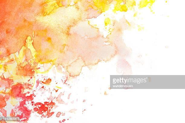 Abstrait Fond aquarelle
