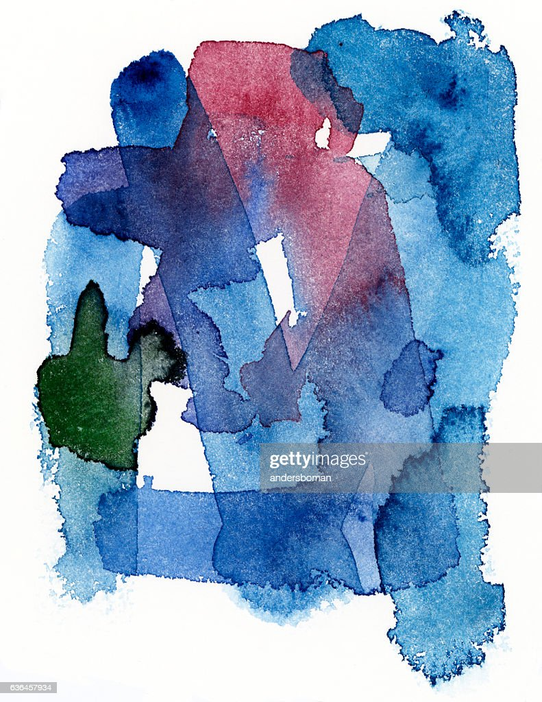 abstract watercolor blue red white background design high res stock photo getty images 2