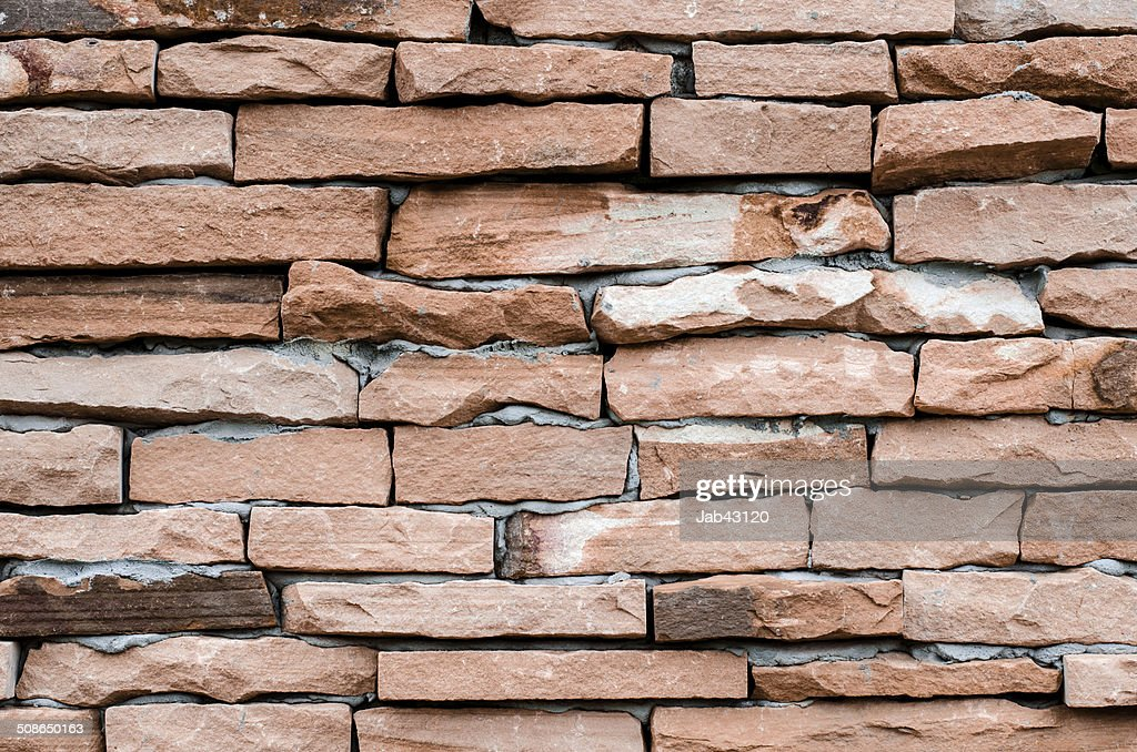 Abstract weathered texture of stained old dark stucco brown. : Stock Photo